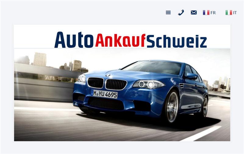 webdesign autoankaufschweiz