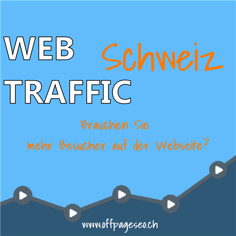 Website Traffic Schweiz