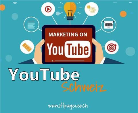 YouTube Video Aufrufe Views von der Schweiz kaufen