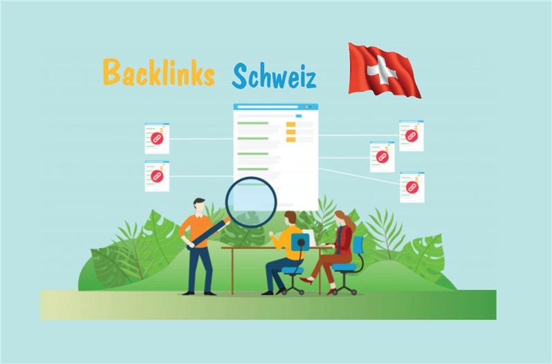 backlinks- SEO service schweiz-Backlinks erstellen
