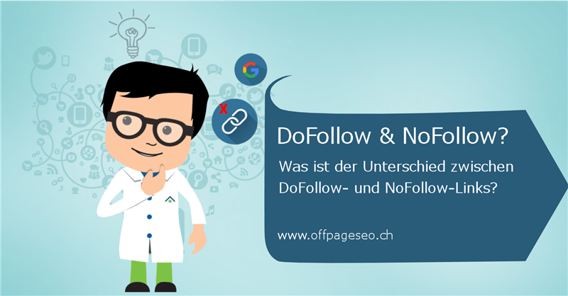 Was ist der Unterschied zwischen DoFollow und NoFollow Links