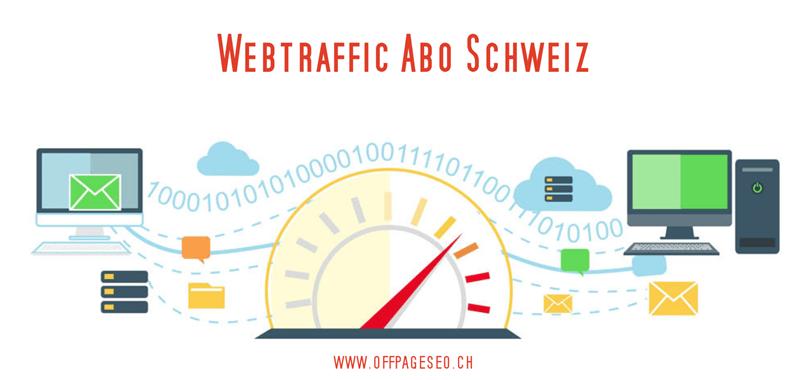 Webtraffic Abo bestellen