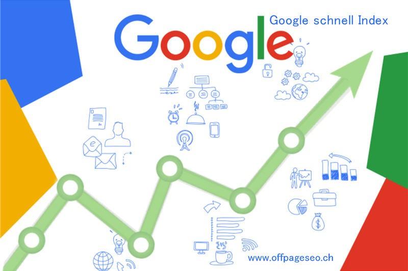 google schnell index